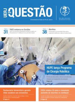 UERJ em Questão<br>Edição Nº 107 - Vol. XXXI